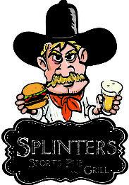 Splinters Black Hat logo
